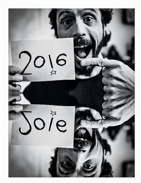 Joyeuse #Année #2016 - #JOIE #JOY