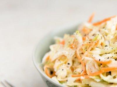 MA recette du #Coleslaw - #cuisine #salé