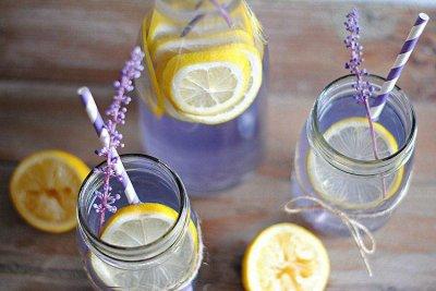#BienÊtre et #nature : Limonade à la lavande - #mauxdetête #anxiété #été