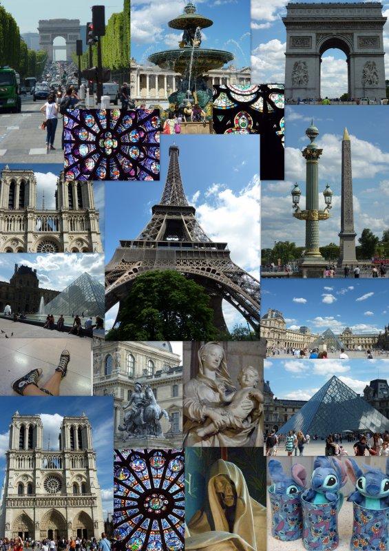 Mes vacances à Versailes (en 3 jours ! ^^ ) Paris