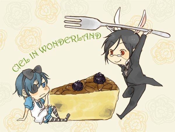 Ciel In Wonderland Part 2
