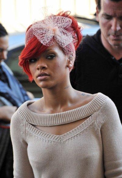 4 interview avec Rihanna