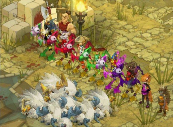 L-ulteam une  nouvelle team de Dofus sur le serveur kuri !!