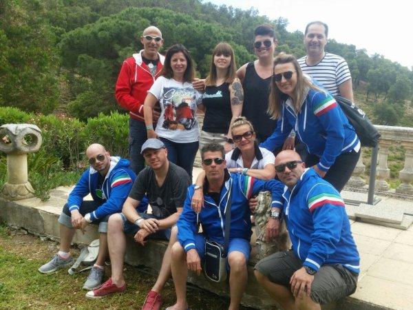 Vespa world days st-tropez 2016