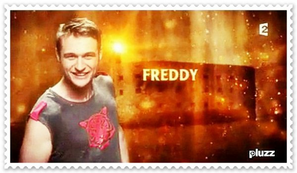 Freddy dans Fort Boyard !