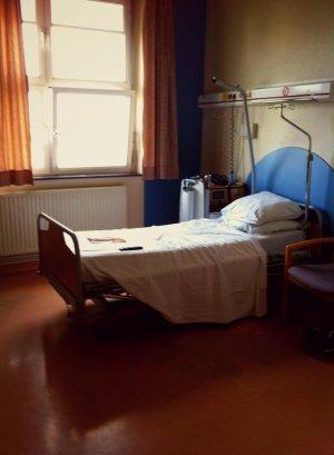 ✿ Ma deuxième nuit à l'hopital pour le labo de sommeil ✿