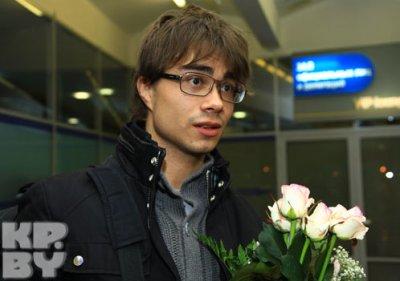 Alex à Minsk