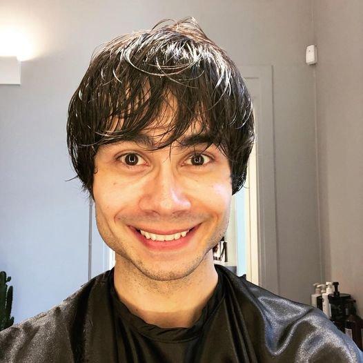Alex Haircut