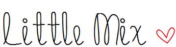 Un coup de coeur pour les Little Mix ♥ !
