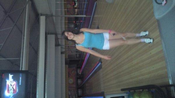 Bowling avec malinoux ;)