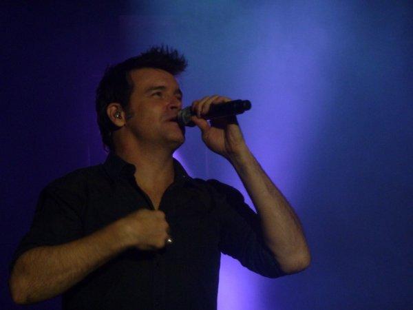 Concert à Liège le 8 décembre 2012