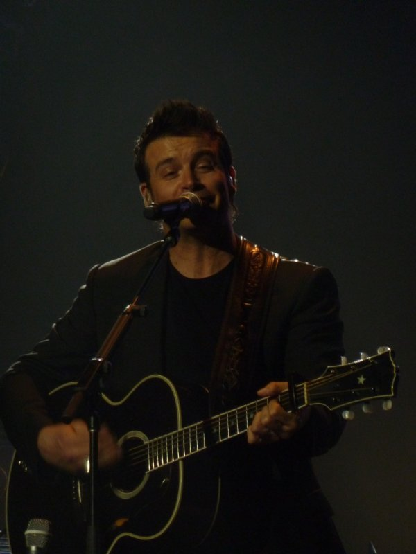 Roch Voisine concert Charleroi le 05.04.2013