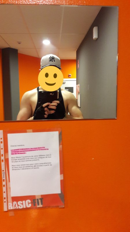 Musculation 💪