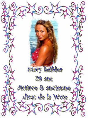 Blog sur Stacy Keibler
