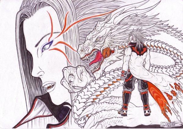 The Dragoun Spirito