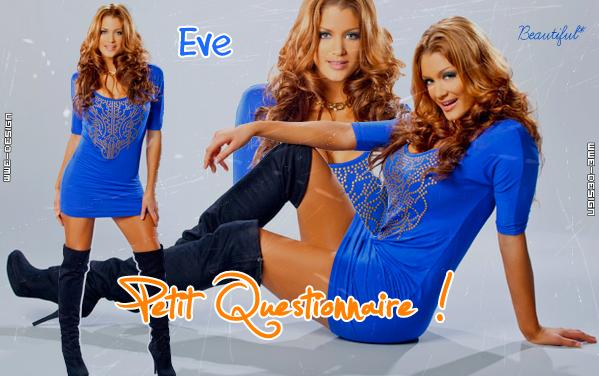 ~    Petit Questionnaire !