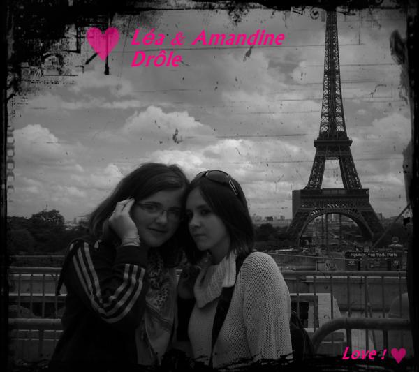 Paris avec vous; Lovee ♥