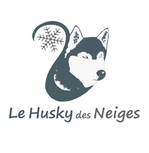 Nouveau logo pour Le Husky des Neiges !