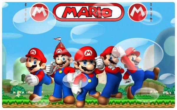 Biographie de Mario
