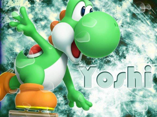 Biographie de Yoshi