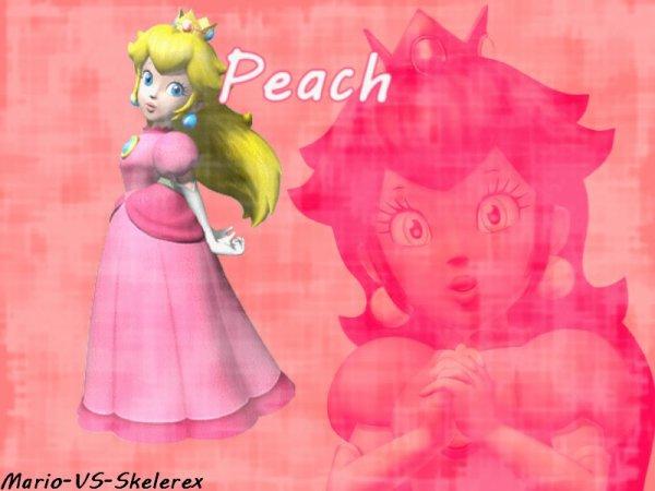 Biographie de Peach