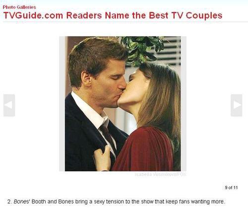 - Bones BudduTV et Tv Guide -