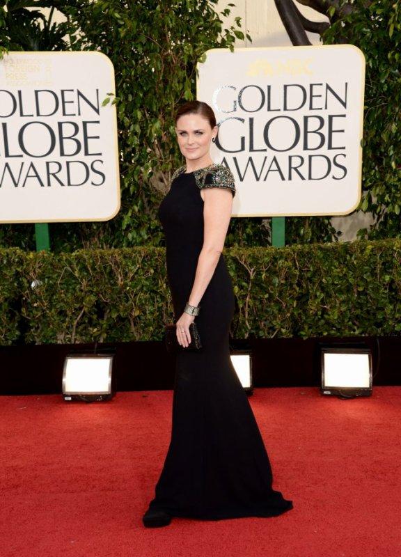 Emily à la 70e céremonie des Golden Globe le 13 janvier !