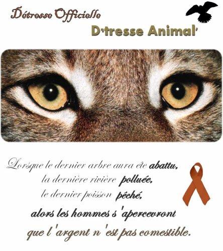 Detresse Animal Partenaire et associé de Détresse Officielle.