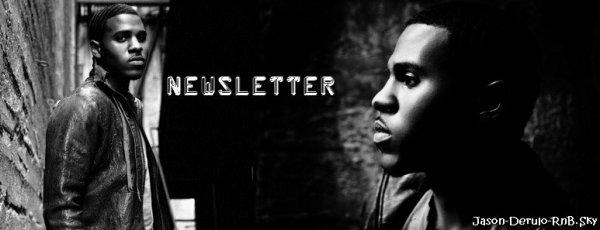 Bienvenue & Newsletter