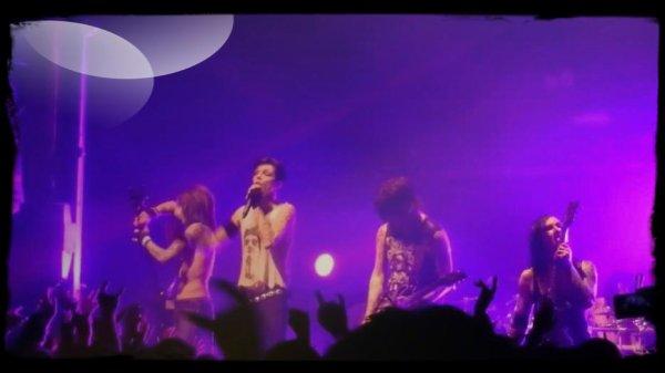 Vendredi 13 Décembre 2013!! à Paris au cabaret sauvage