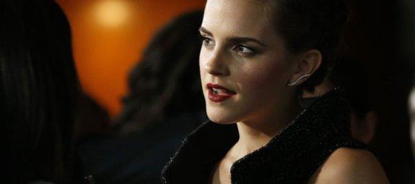 """Emma Watson: """"Je pensais devoir me battre plus pour avoir ce rôle"""""""