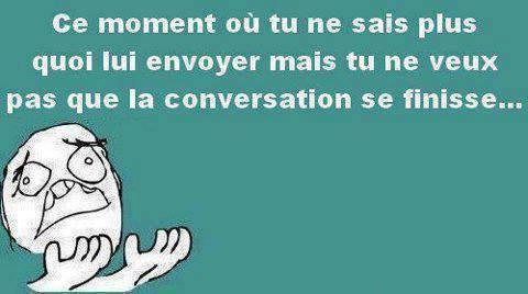 Les conversations..