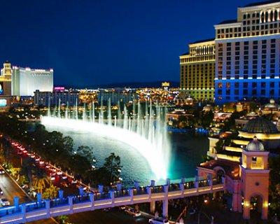 Prochaine etape Las Vegas..
