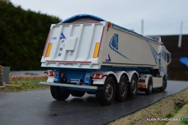 VOLVO FH 4 460 Transport duveau Alain