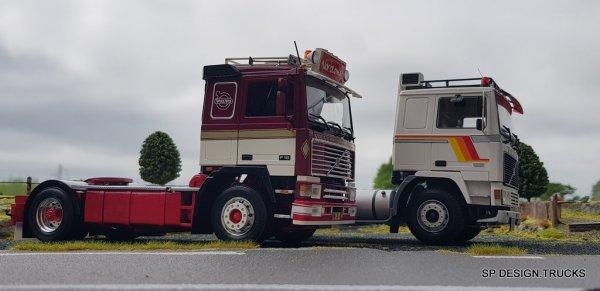 Duo de Volvo