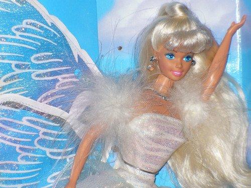 1996 Barbie angel princess 5 euros