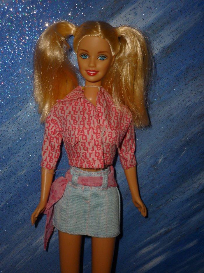 2000 Barbie Star Splash 2000 1 euro