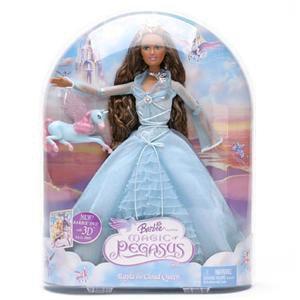 2005 Barbie princesse rayla (celle du milieu et celle de droite disponibles) 7 euros