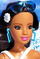 2006 Barbie teresa beach glam 3 euros