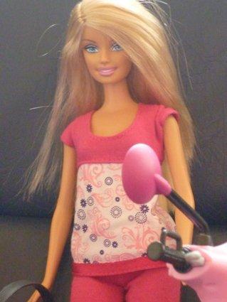 2010 Barbie Vespa 7 euros le tout