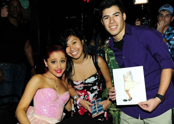 Me At The Roxy (With my fan's) *¨_¨*