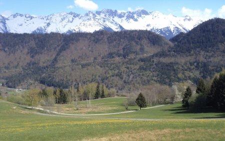 2012, le Granier et la découverte du col de Champlaurent.