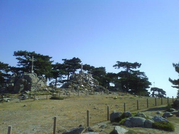 2012, le 18 juillet. Col de Bavella, ce paysage est une fantasmagorie !