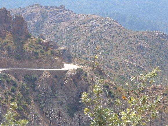 2012, le 27 juillet. Une grande chevauchée dans la montagne corse. Au programme : le col Saint Eustache.
