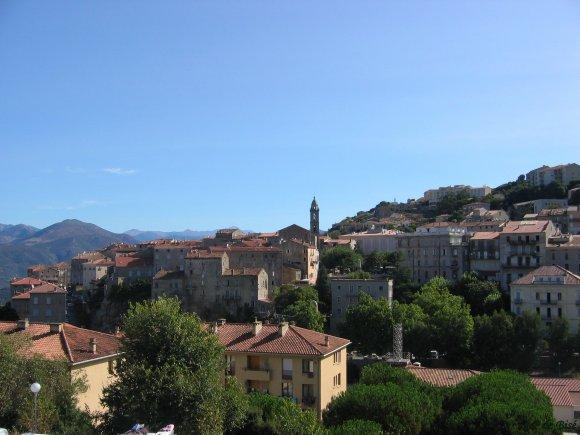 """Extrait de la première partie"""" La Corse d'autrefois 1910-1932"""". Voyage à Ajaccio.(1)"""
