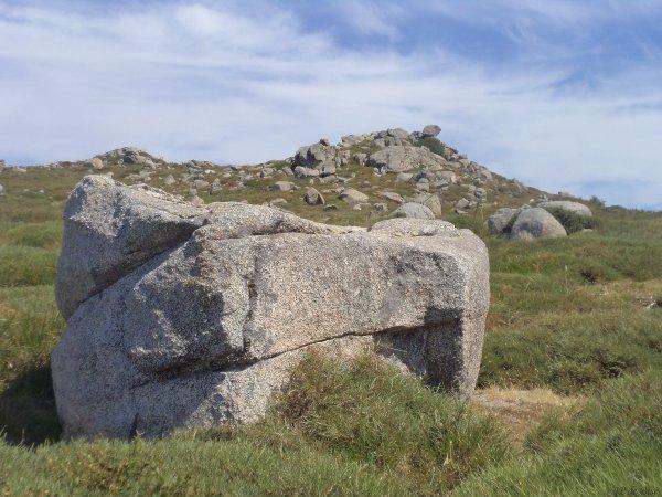 2013, le 13 août. Le plateau du Cuscionu, suite en images.