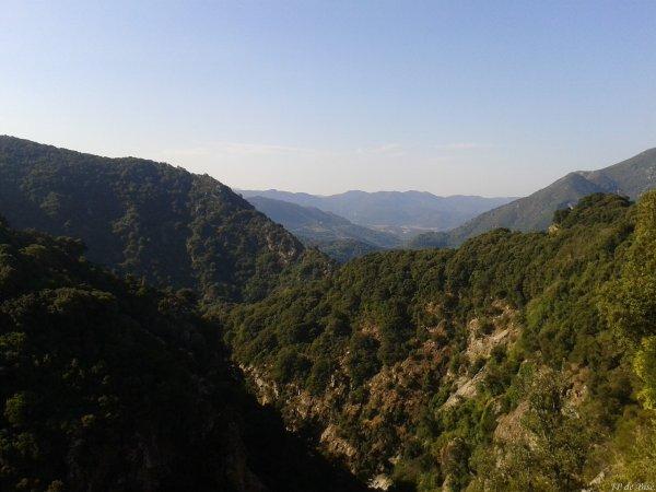 """2014, le 7 septembre. Sur les chemins de l'Alta Rocca : """"U Fragnu.""""...."""