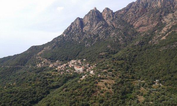 2015, le 10 septembre. Col de Sevi et magie des calanques de Piana.(2)