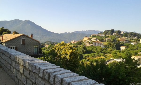 2016, le 2 juillet. Entre ciel, mer et montagne, U spidali.