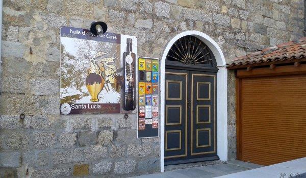 2016,le 26 juillet. Au coeur de l'Alta Rocca, Santa Lucia di Tallà.